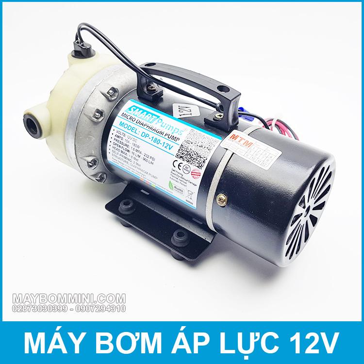 May Bom Mang Cao Cap DP 180 12V Smartpumps
