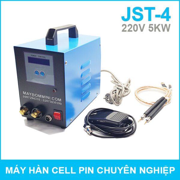 May Han Cel Pin Chuyen Nghiep 220V 5KW JST 4 Chuyen Nghiep