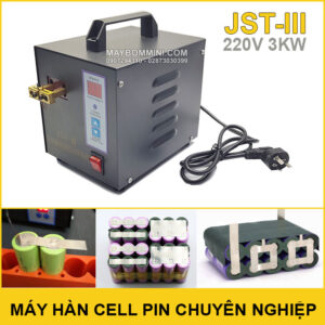 May Han Cell Pin Chuyen Nghiep 22V 3KW JST III