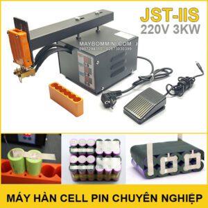 May Han Cell Pin Chuyen Nghiep 22V 3KW JST IIS