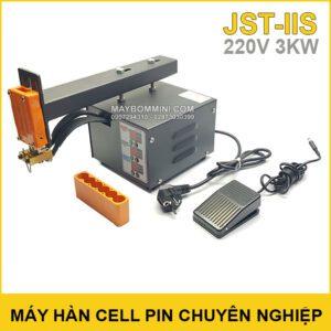 May Han Cell Pin Chuyen Nghiep ST IIS