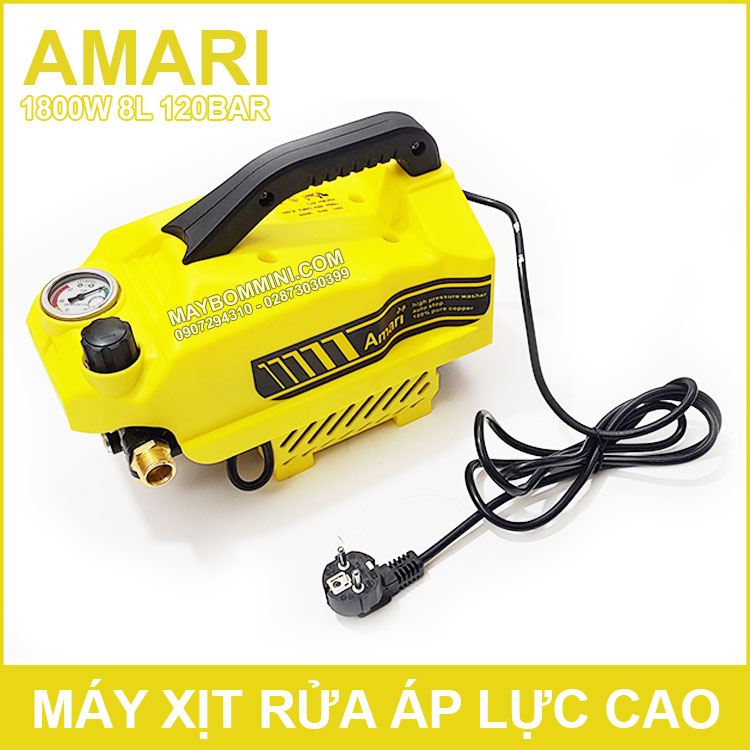 May Rua Xe Ap Luc Cao Amari 1800w