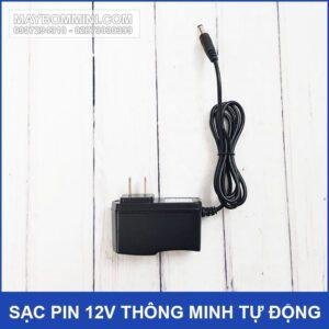 Sac Pin 12v Tu Dong Thong Minh
