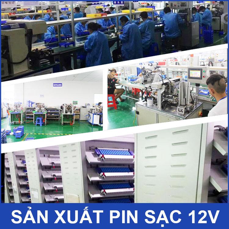 San Xuat Pin Sac 12v Chinh Hang