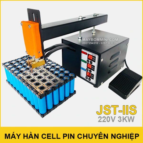 Spot Welding Machine Lithium Batteries JST IIS
