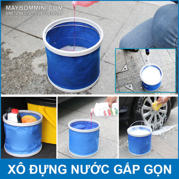 Su Dung Xo Dung Nuoc Gap Gon