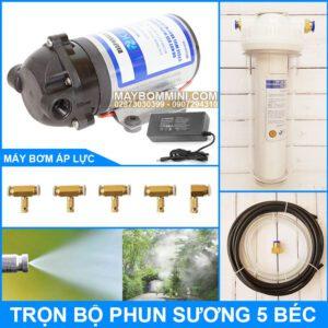 Tron Bo Phun Suong Lam Mat Tuoi Lan 5 Bec