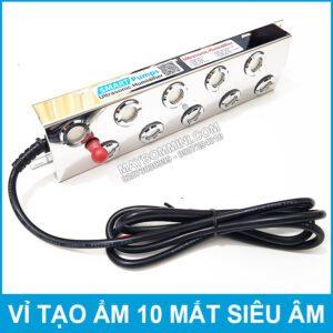 Vi Tao Am Phun Suong Tao Khoi 10 Mat 48V 240W Smartpumps