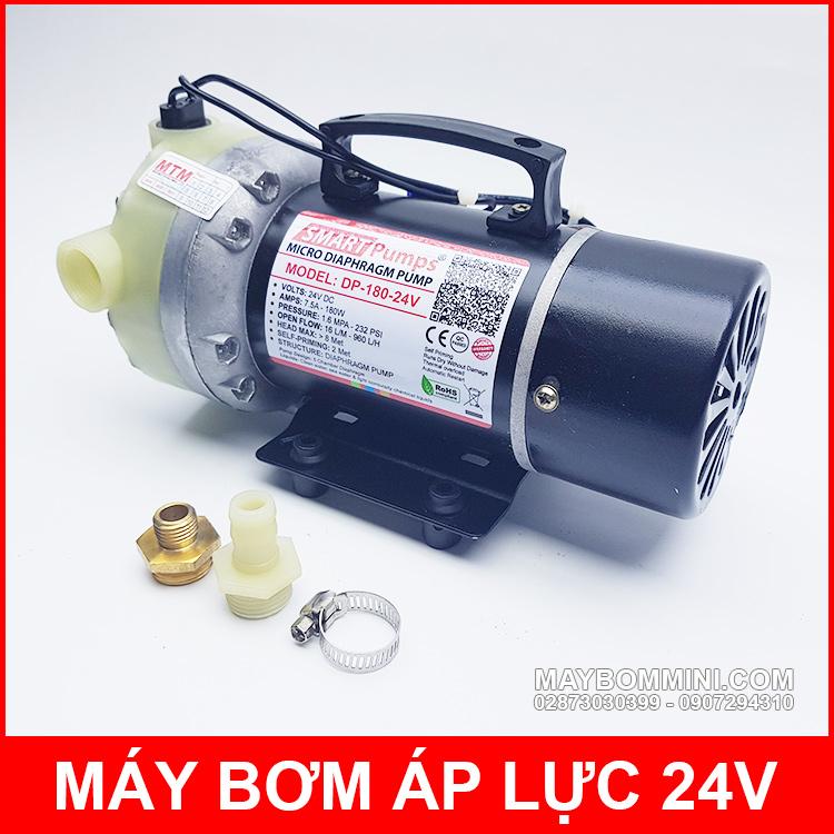 Ban May Bom Nuoc Ap Luc 24v