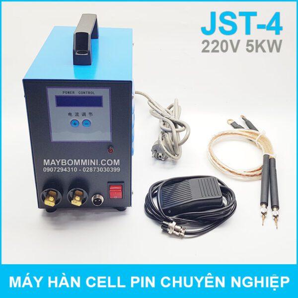 Ban May Han Cel Pin Chuyen Nghiep 220V 5KW JST 4
