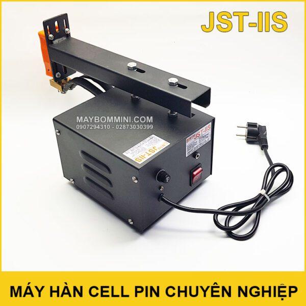 Ban May Han Cell Pin Chinh Hang JST