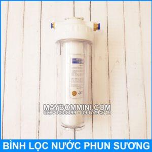Binh Loc Nuoc Phun Suong