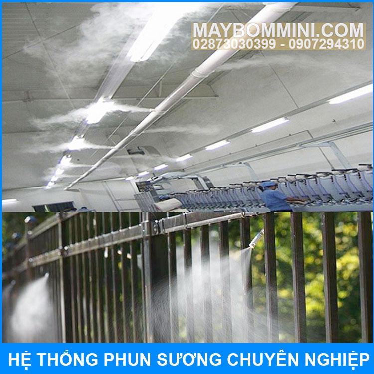 Bo Phun Suong Gia Dinh Gia Re