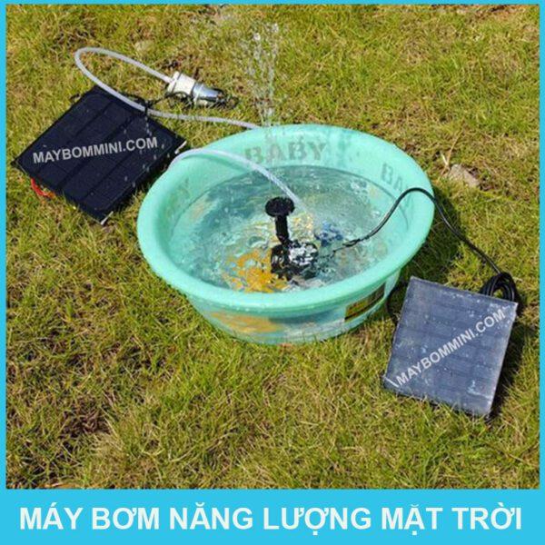 Bom Nang Luong Mat Troi
