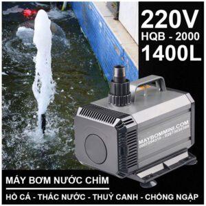 Bom Nuoc Chim HQB 2000