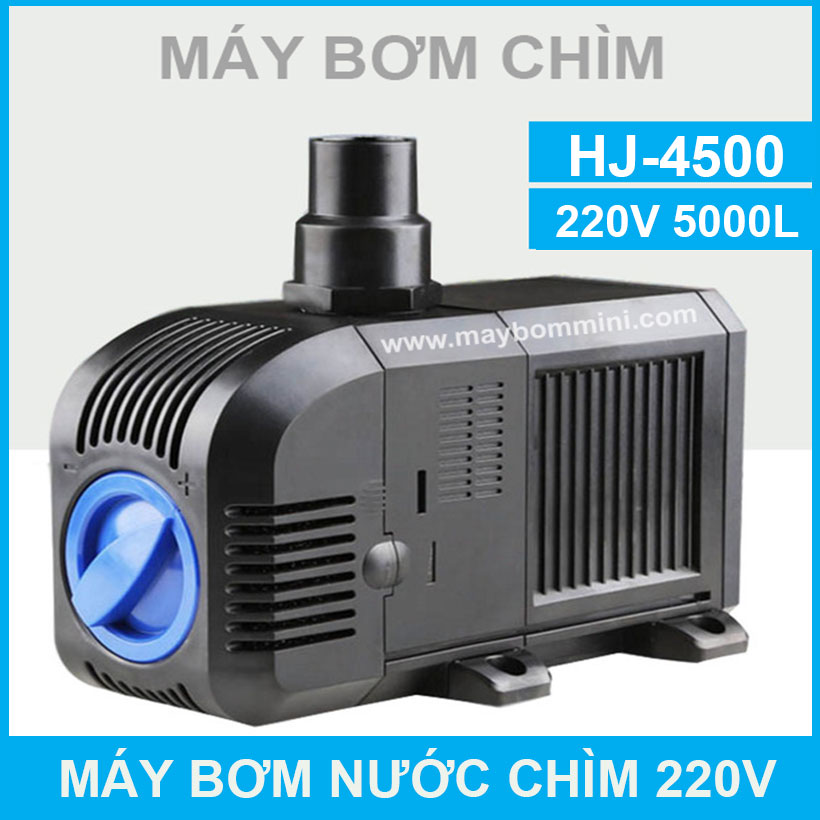 Bom Nuoc Chim Nuoc Thai Nuoc Ngap HJ 4500