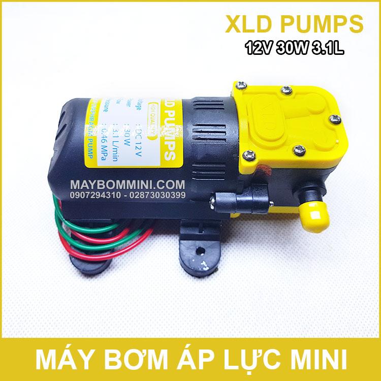 Bom Nuoc Mini 12V 30W XLD