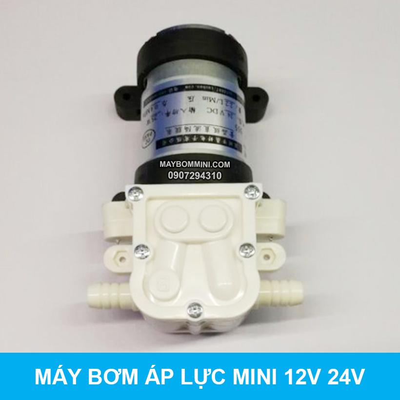 Bom Nuoc Mini 12v 24v
