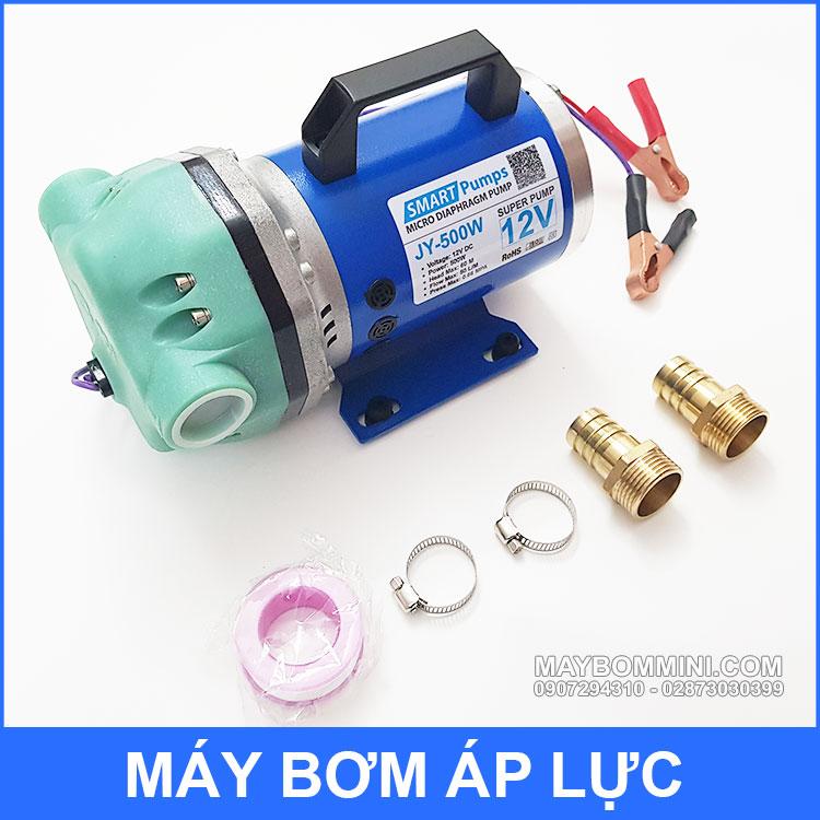 Bom Nuoc Mini 12v 500W