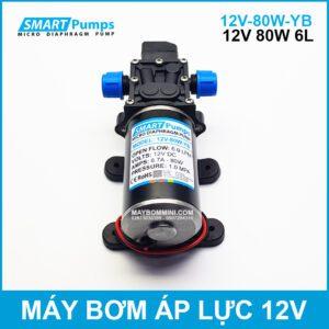 Bom Nuoc Mini 12v 80w Smartpumps