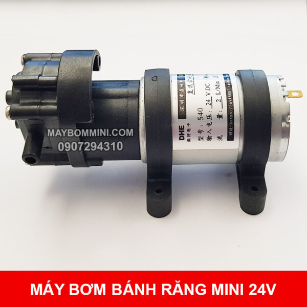 Bom Nuoc Mini Banh Rang