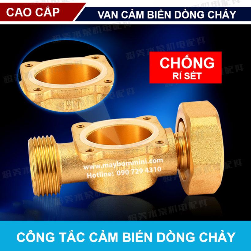 Cau Tao Cam Bien Dong Chay