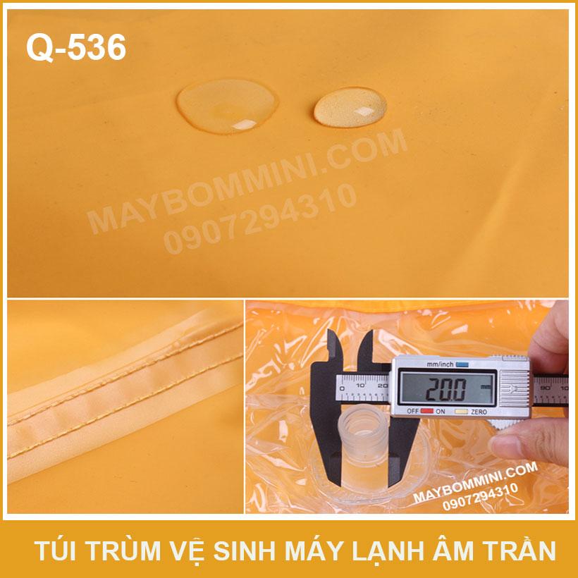Chat Lieu Ao Trum Ve Sinh May Lanh Cao Cap