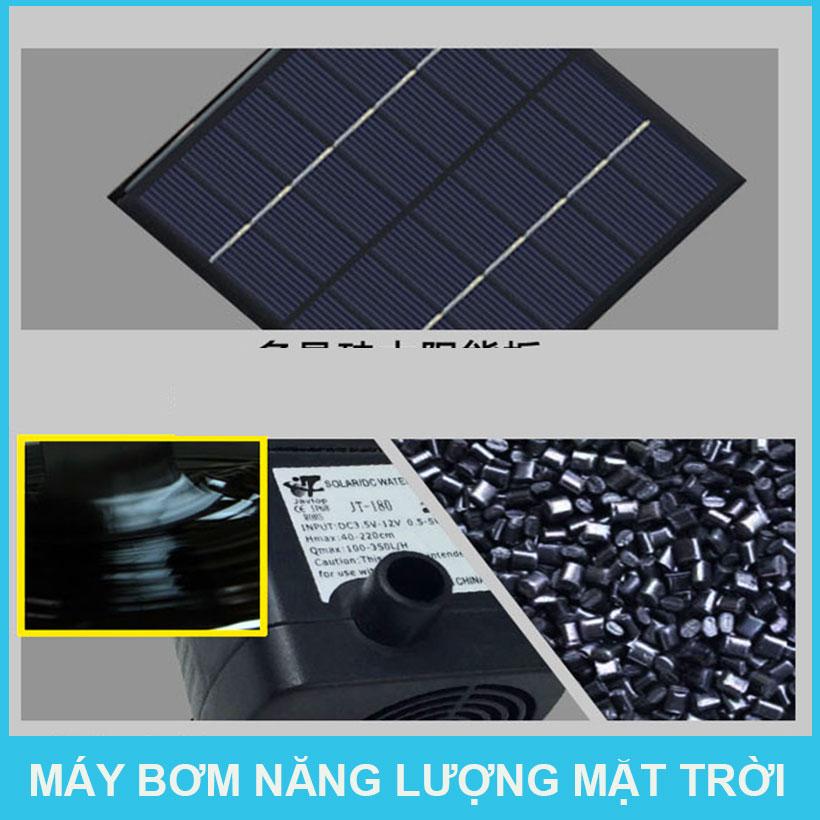Chat Lieu May Bom Nang Luong Mat Troi