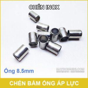 Chen Inox Ong Rua Xe