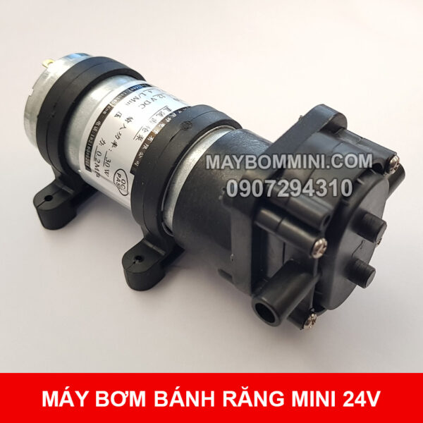 Chuyen Ban May Bom Mini