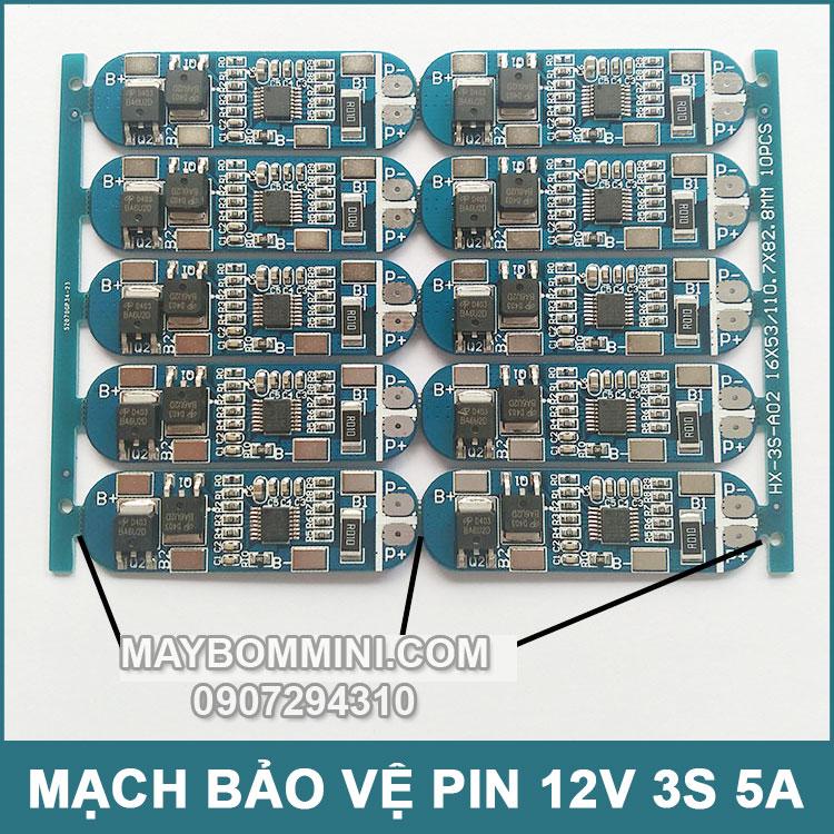 Chuyen Cac Loai Mach Bao Ve Pin