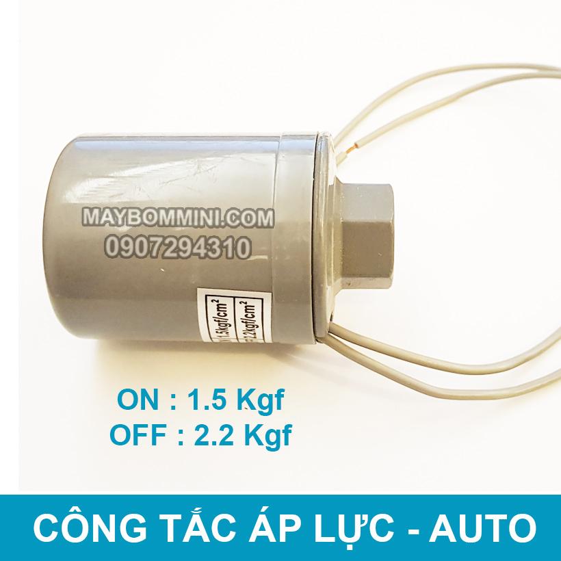 Cong Tac May Bom Nuoc Tu Dong