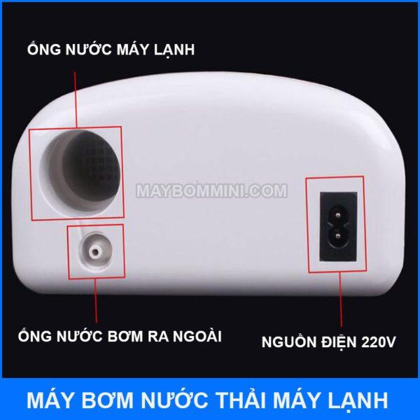 Dau Com Ong Nuoc Cho May Bom Nuoc Thai May Lanh 3M