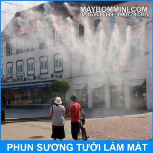 He Thong Phun Suong Lam Mat Gia Dinh