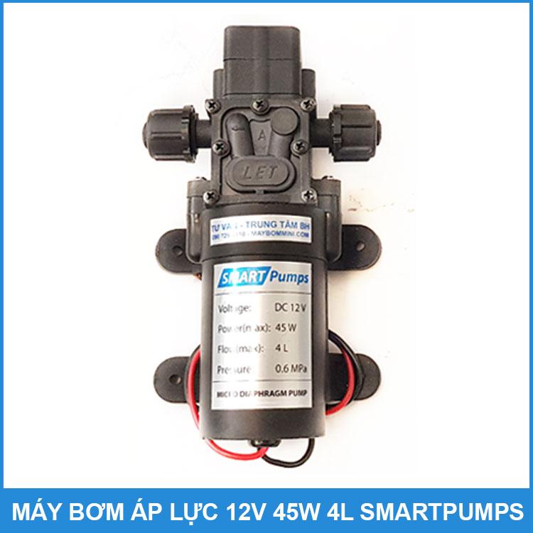 May Bom Ap Luc 12v 45w 4l Smartpumps