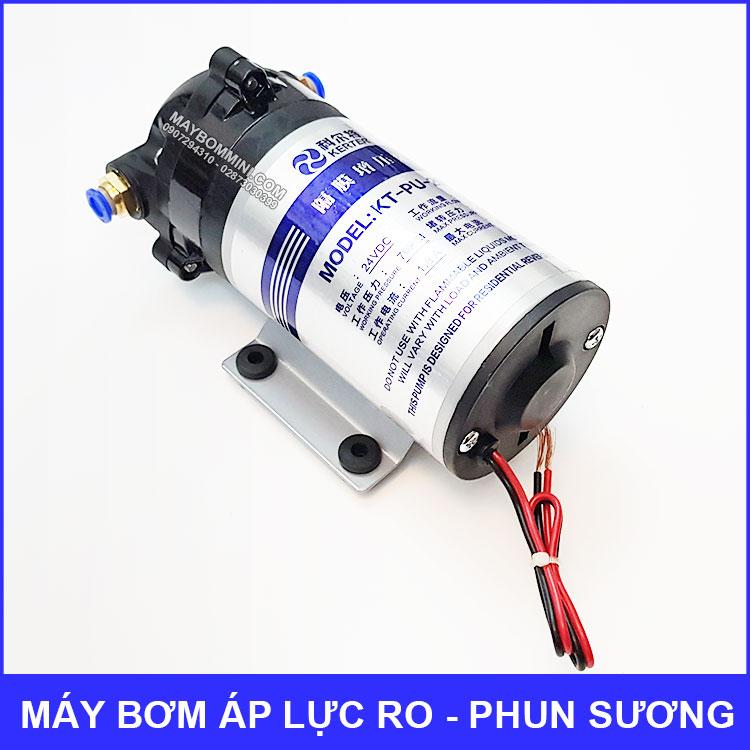 May Bom Ap Luc Mini Phun Suong 24V 200G
