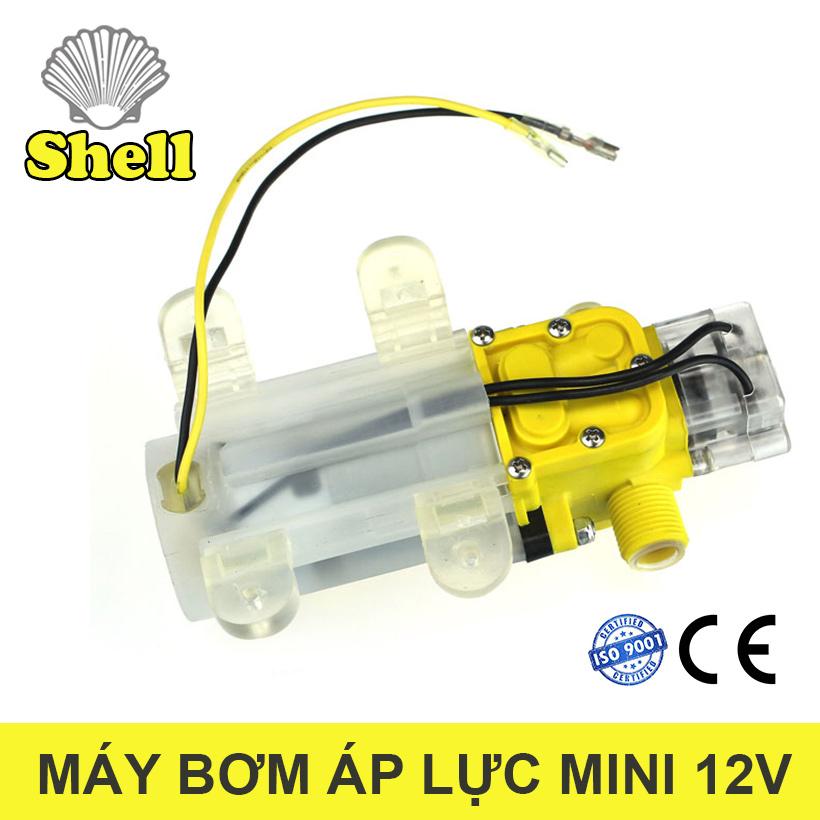 May Bom Ap Luc Mini Shell
