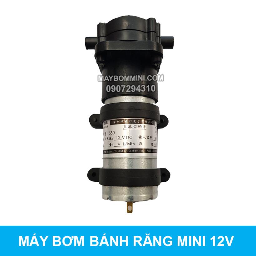 May Bom Banh Rang Minh 12v