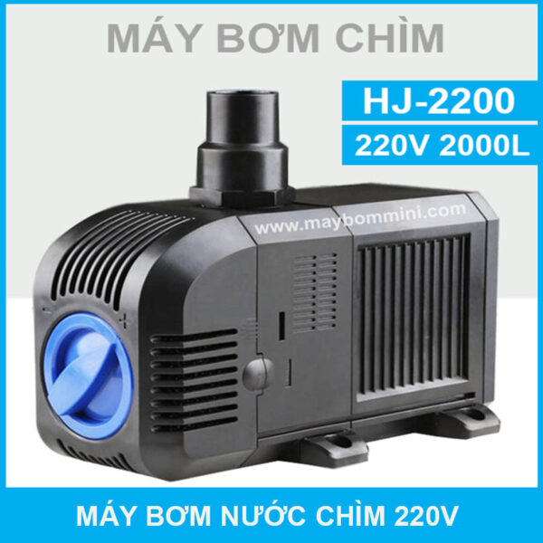 May Bom Chim 220v Hj 2200 Gia Re