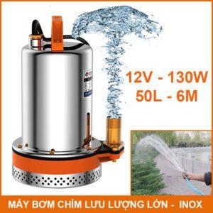 May Bom Chim Luu Luong Lon Inox Lazada