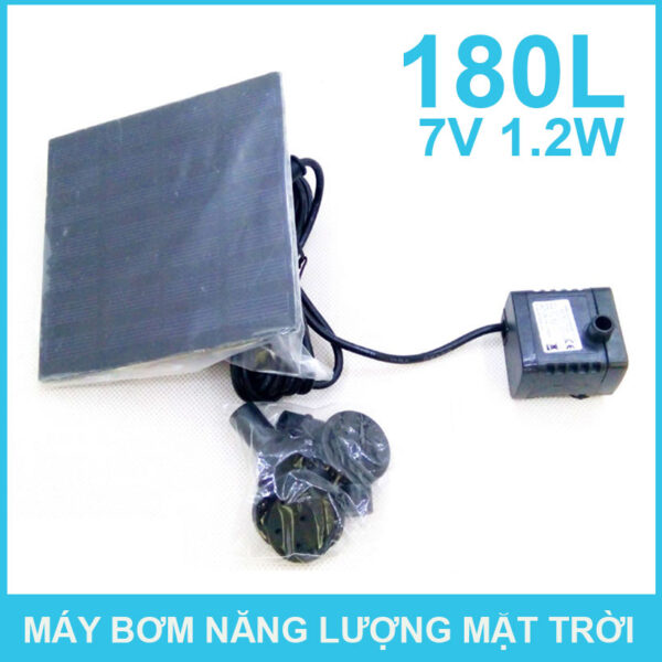 May Bom Chim Nang Luong Mat Troi