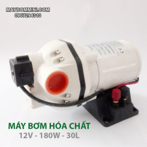 May Bom Hoa Chat 12v