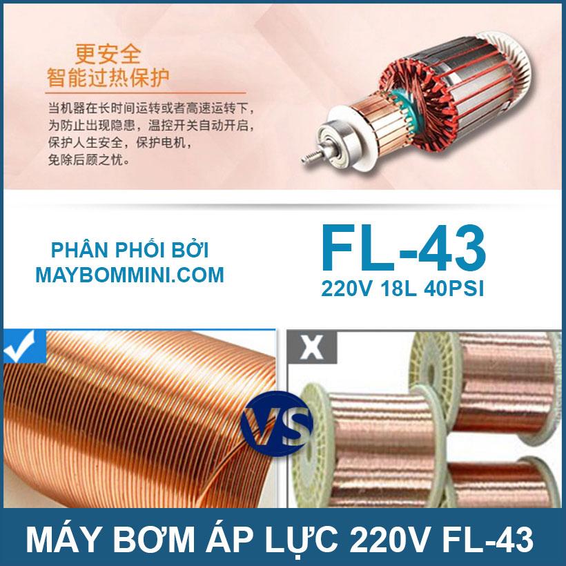 May Bom Loi Dong