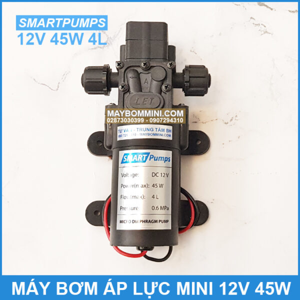 May Bom Mini 12v 45w