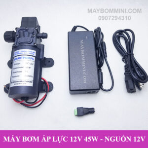 May Bom Mini Ap Luc Kem Adapter 12v 1.jpg