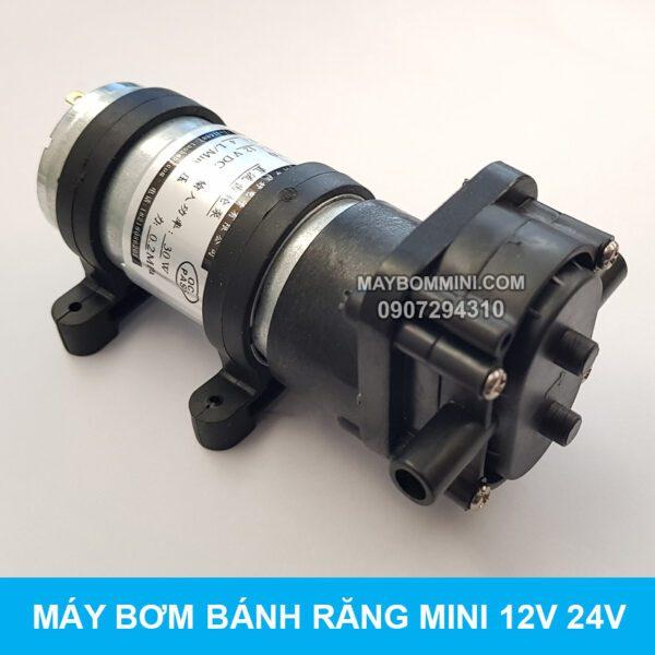 May Bom Mini Banh Rang