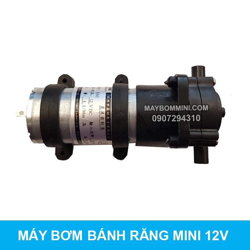 May Bom Nuoc Banh Rang 12v