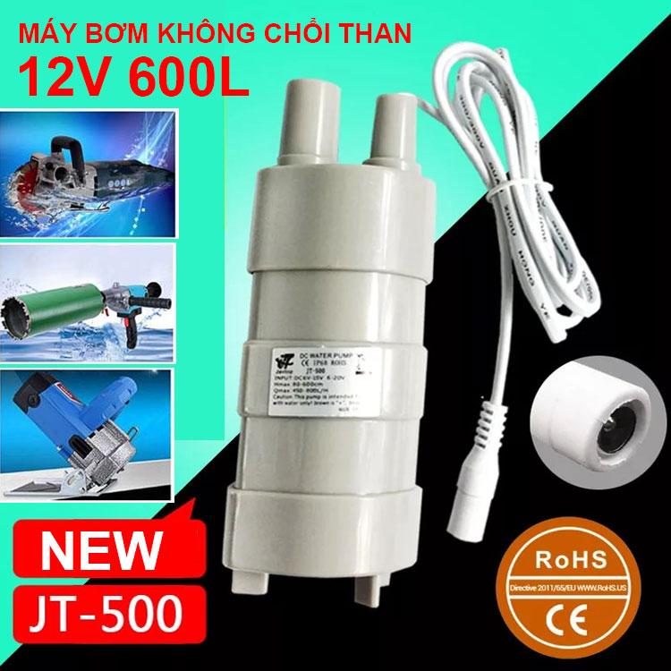 May Bom Nuoc Chim 12V JT 500