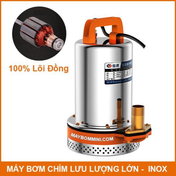 May Bom Nuoc Loi Dong Cao Cap