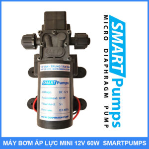 May Bom Nuoc Mini 12v 60w Smartpumps
